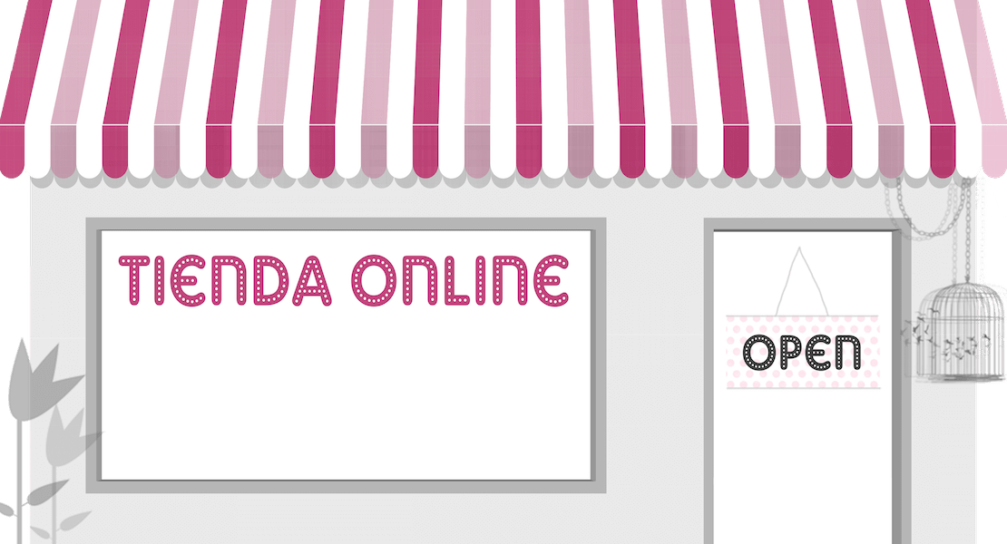 Tienda Online abierta