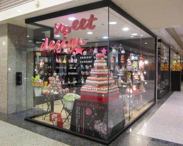 Pop up store en navidad en el centro comercial moda - Centro comercial moda shoping ...