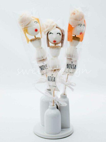 Muñecas de novia originales de chuches