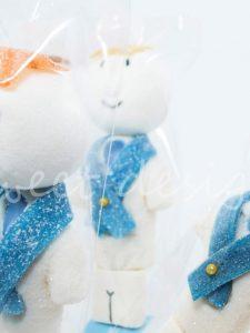 Muñecos de comunión de chucherías