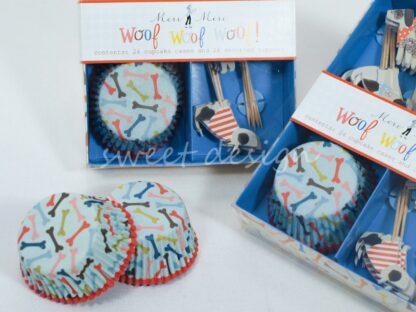Cápsulas bonitas para cupcakes