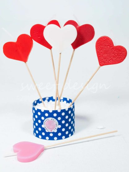 Velas San Valentín