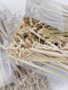 Brocheta de Madera para pinchar chuches
