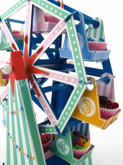 CandyBar, Candy Bar de Circo
