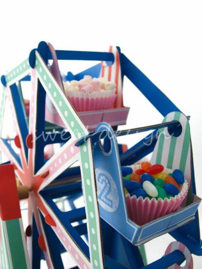 Mesa Dulce para fiestas de cumpleaños infantiles