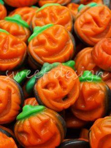 Calabazas de Halloween de Gominola