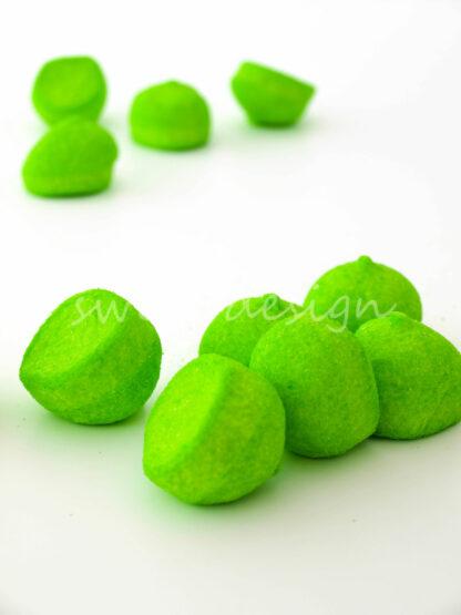 Nube verde de manzana