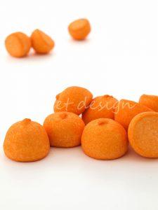 Chuches por colores para buffets de golosinas