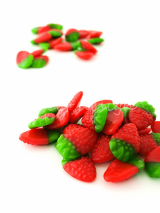 Fresas Salvajes de Gominola a Granel