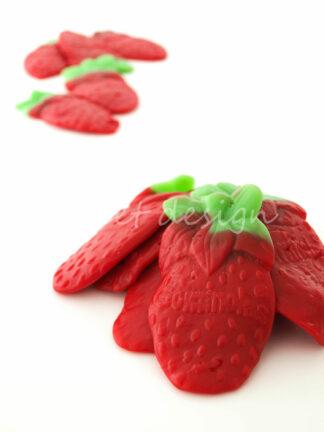 Comprar chuches rojas para hacer tartas de gominolas