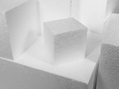 Base para tartas de gominolas de porex cuadradas