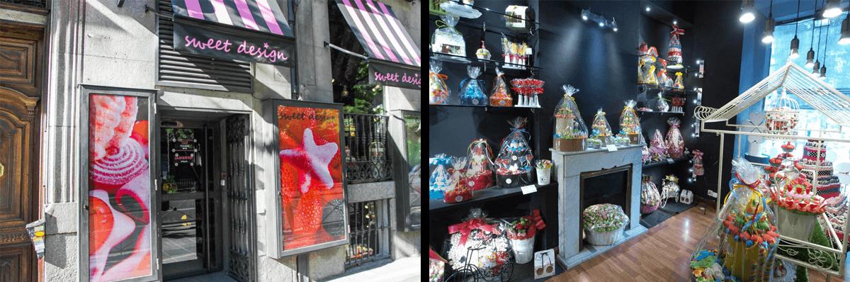 Tienda Sweet Design