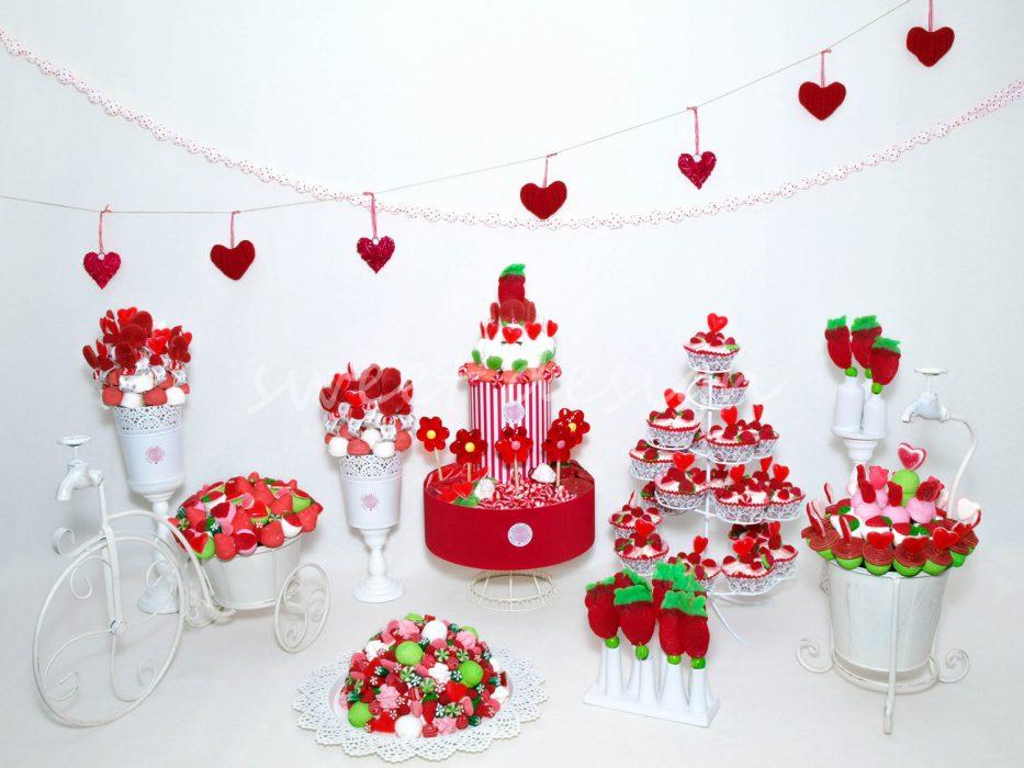 Buffet de Chucherías para boda