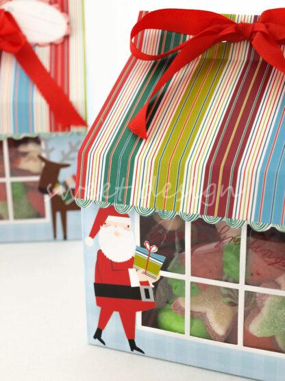 Gominolas de Navidad para fiestas de niños