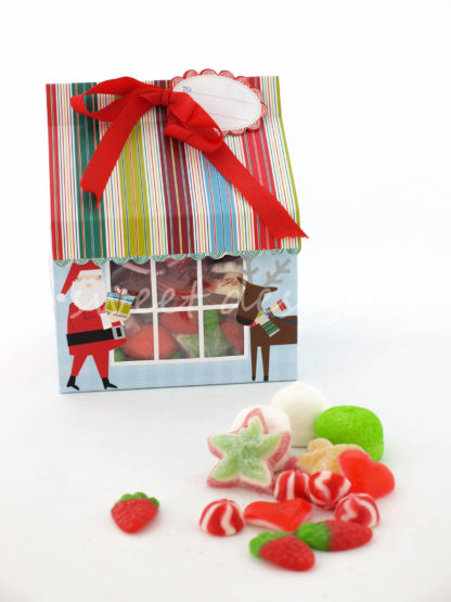 Regalo original de navidad con chuches