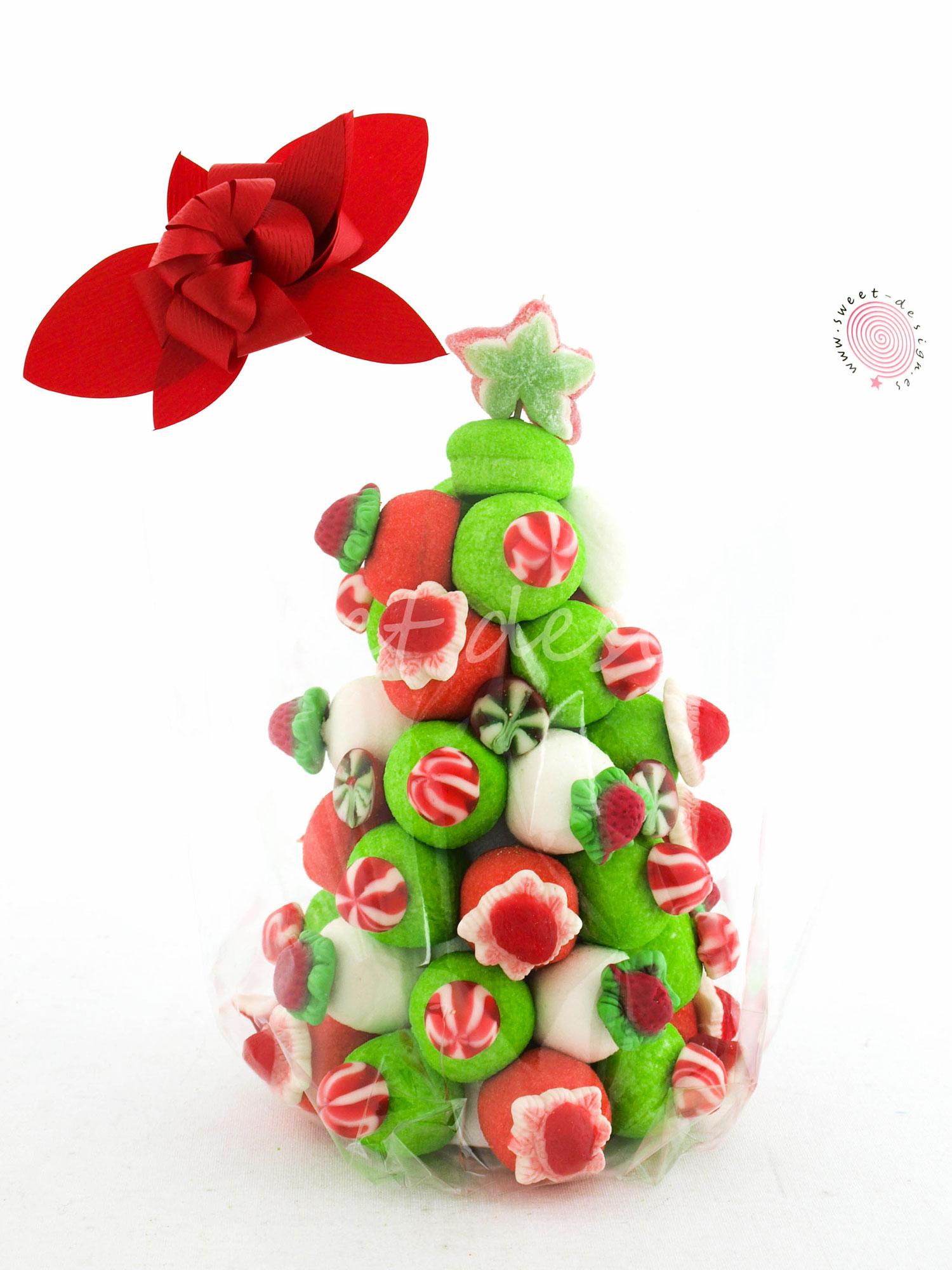 Arbol de navidad sweet design - Arbol de navidad adornado ...