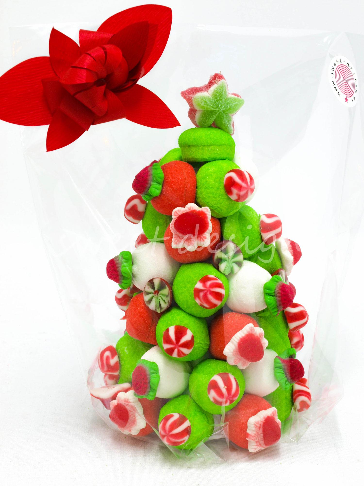 Arbol de navidad sweet design - Centros de navidad originales ...