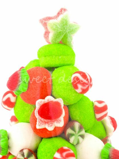 Arbol de Navidad de Chucherías