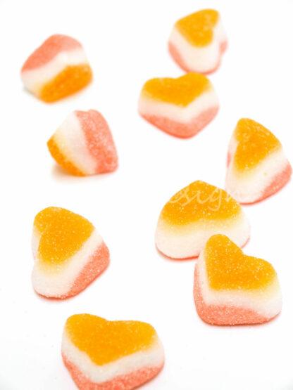 Golosinas Naranjas de Melocón