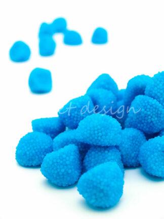 Chuches Azules con forma de Mora