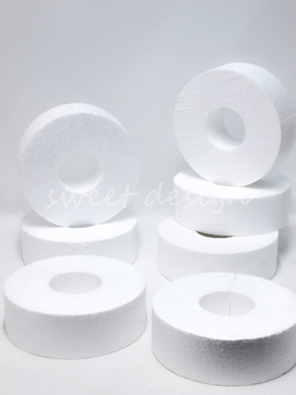 Rosco Circular de Poliespan para tartas de chuches