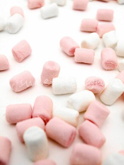 Mini Nubes Rosas y Blancas Sin Gluten