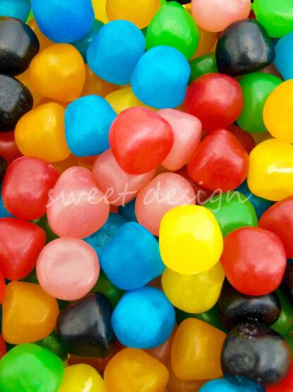 Caramelos de Goma para buffet de chucherías para bodas