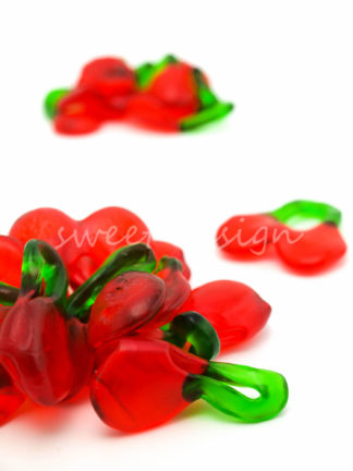 Golosinas Rojas para Candybar