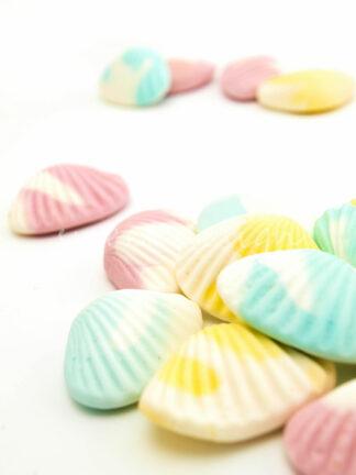 Chuches para buffet de gominolas para comunión