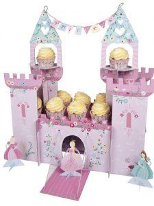 Montar fiesta de princesas