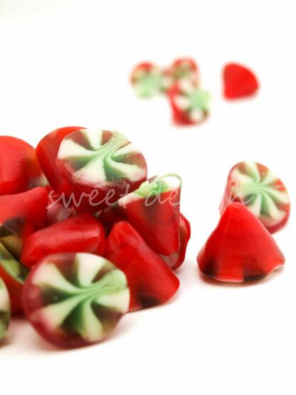 Chuches rojas para hacer tartas