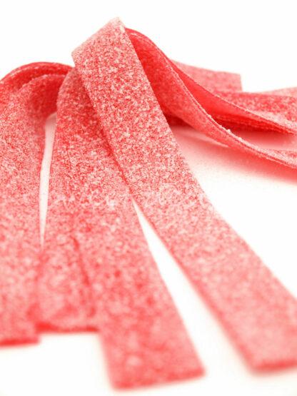 Lenguas de Fresa Rojas con Pica Pica