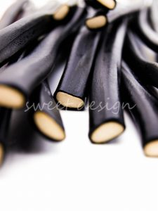 Palotes de regaliz negro