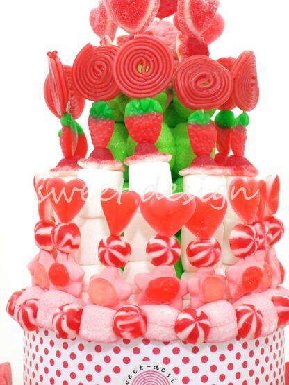 Tarta especial de cumpleaños