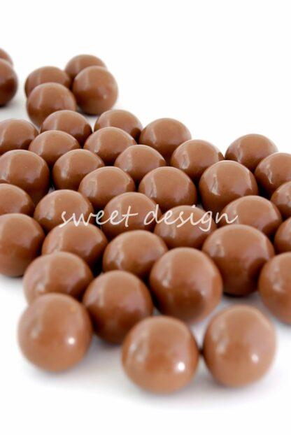 Bolas de chocolate al peso