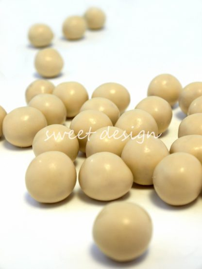 Bolas de chocolate blanco online