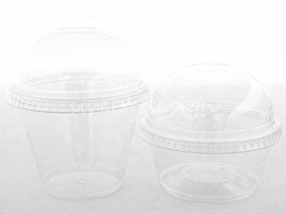 Vasos de plastico para cupcakes