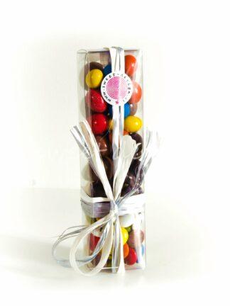 Detalle para invitados de chocolate
