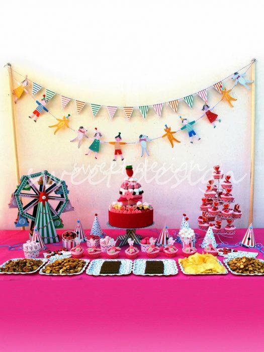 Comprar decoración fiestas infantiles