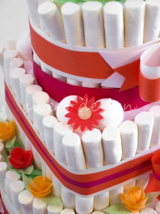 Diseños dulces para eventos