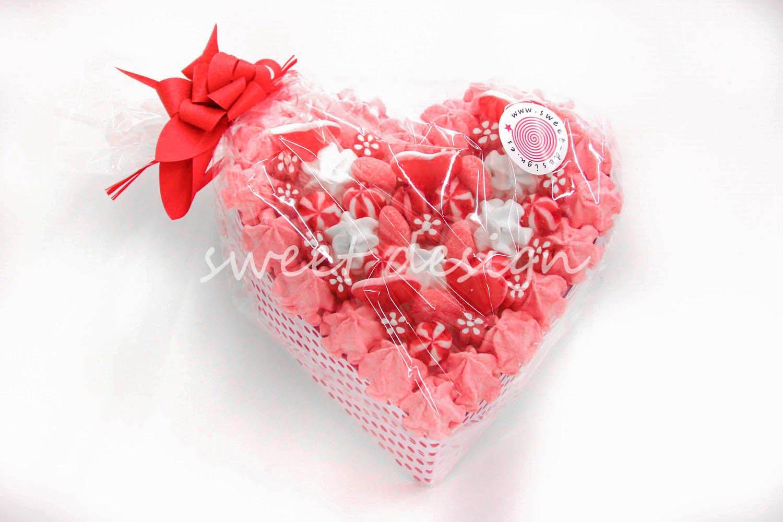 Coraz n de chuches sweet design - Regalos especiales para san valentin ...