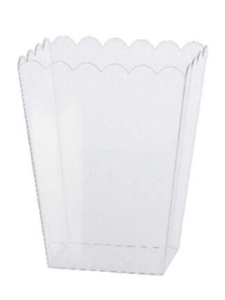 Envases transparentes para buffet de chuches