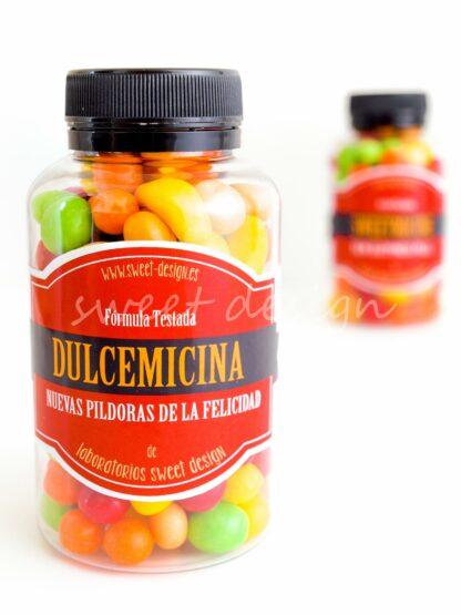 Frasco de medicina dulce