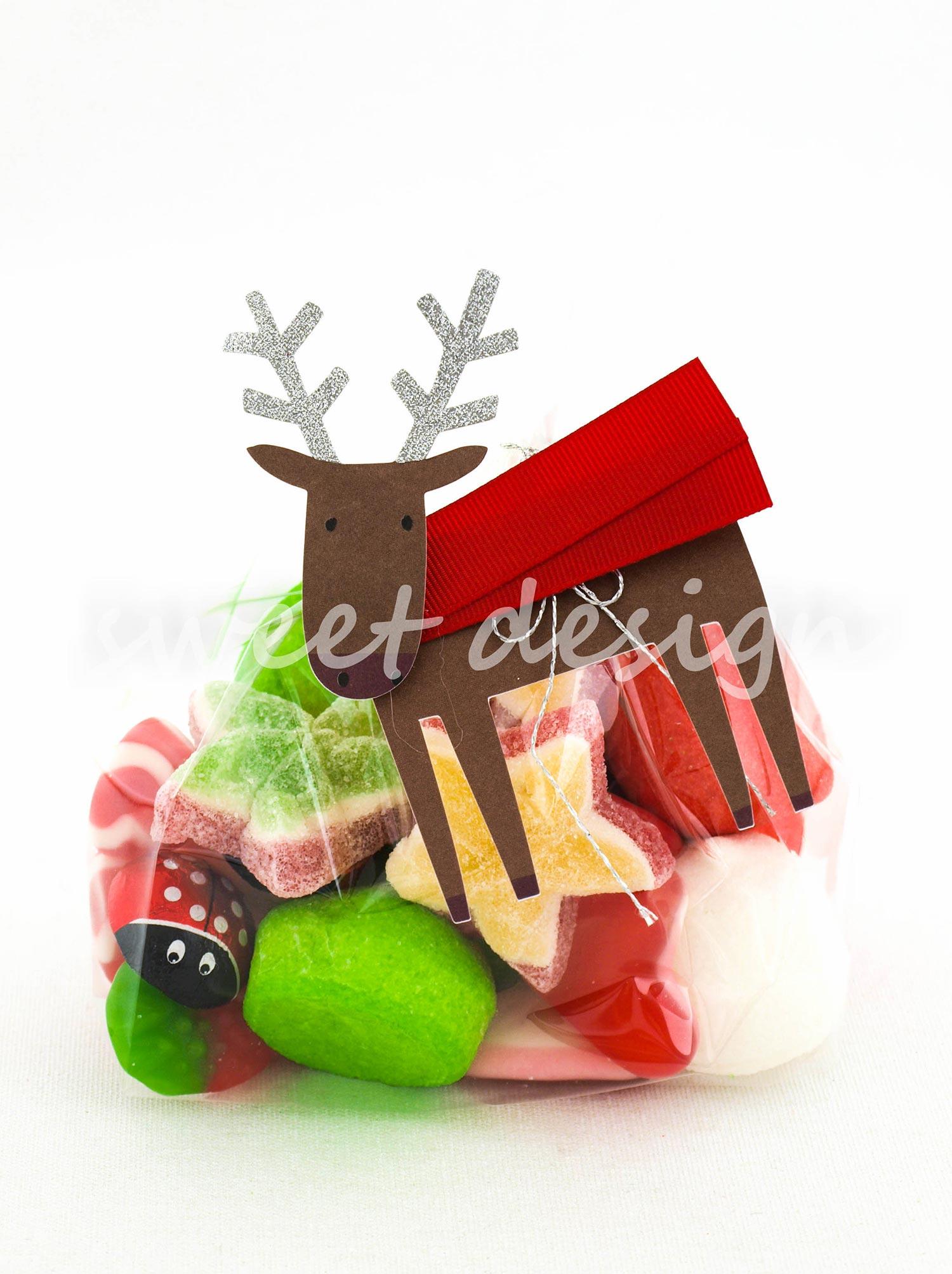 Adornos para regalos adornos rbol de navidad idea n oso para decorar regalos bautizo crea - Adornos para regalar en navidad ...