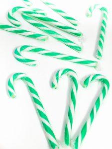 Caramelos para Navidad