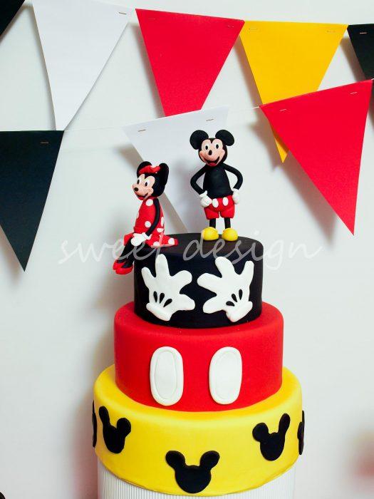 Fiesta de Cumpleaños Mickey