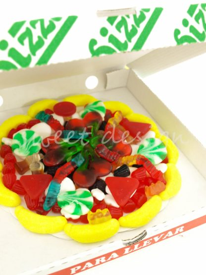Pizza dulce online