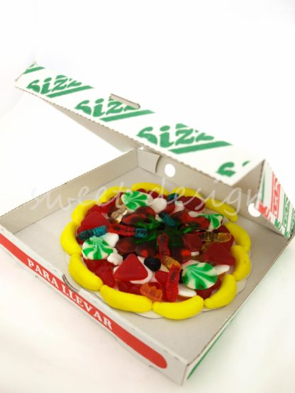 Pizza original para regalo