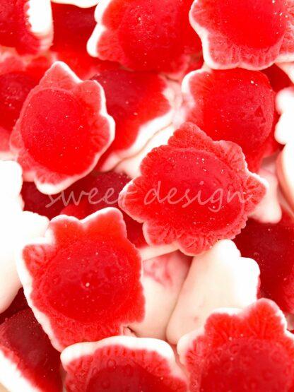 Gominolas rojas