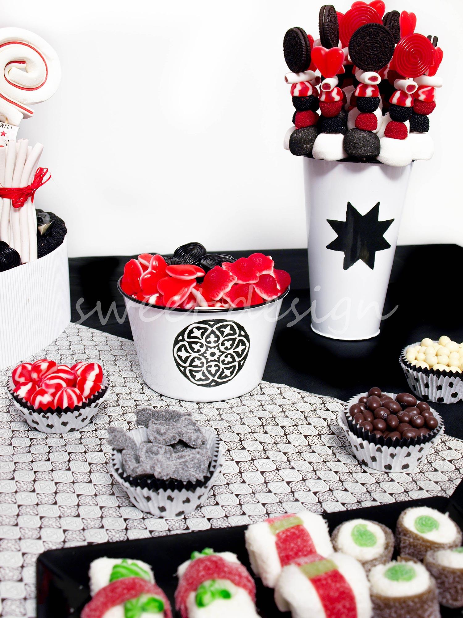 Candy bar cumplea os for Mesas dulces cumpleanos
